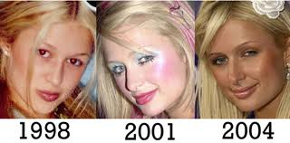 Sopracciglia Paris Hilton