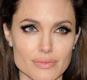 Foto sopracciglia Angelina Jolie