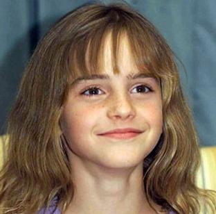 Foto sopracciglia Emma Watson