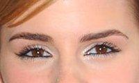 forma sopracciglia  Emma Watson